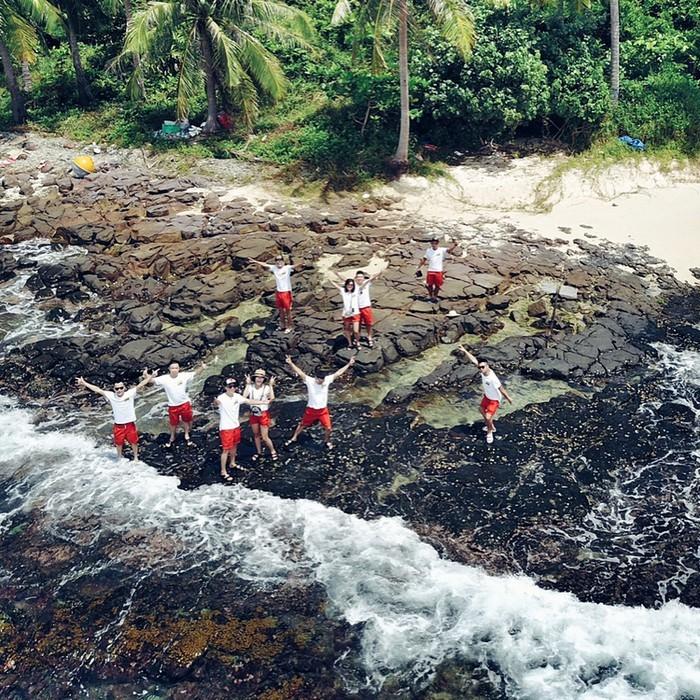 Khám Phá Hòn Gầm Ghì - Đảo Ngọc Phú Quốc.