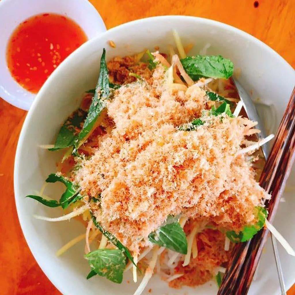 Bún kèn Hà Tiên - Món ăn phát ra âm thanh đặc biệt khi bạn thưởng thức