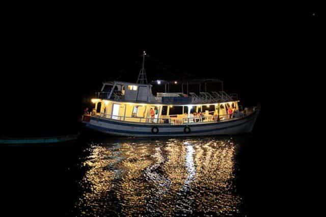 Trải Nghiệm Tour Câu Mực Đêm - Đảo Ngọc Phú Quốc